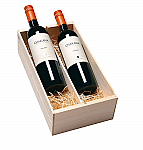 Chakana Malbec 2 flessen in houten kist