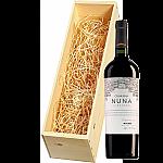 Wijnkist met Chakana Mendoza Nuna Estate Malbec