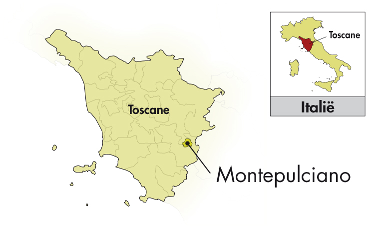 Salcheto Vino Nobile di Montepulciano Salco 2089