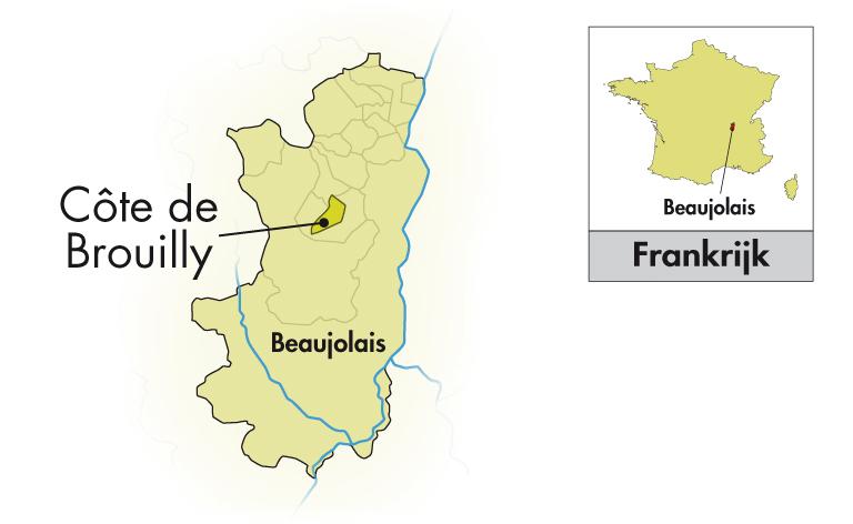 Jean-Paul Brun Terres Dorées Côte de Brouilly