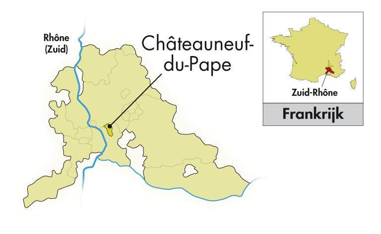 Le Clos du Caillou Châteauneuf-du-Pape Les Safres Rouge