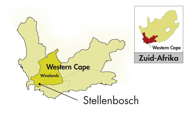 DeMorgenzon Stellenbosch Walvisch Chenin Blanc-Sauvignon Blanc