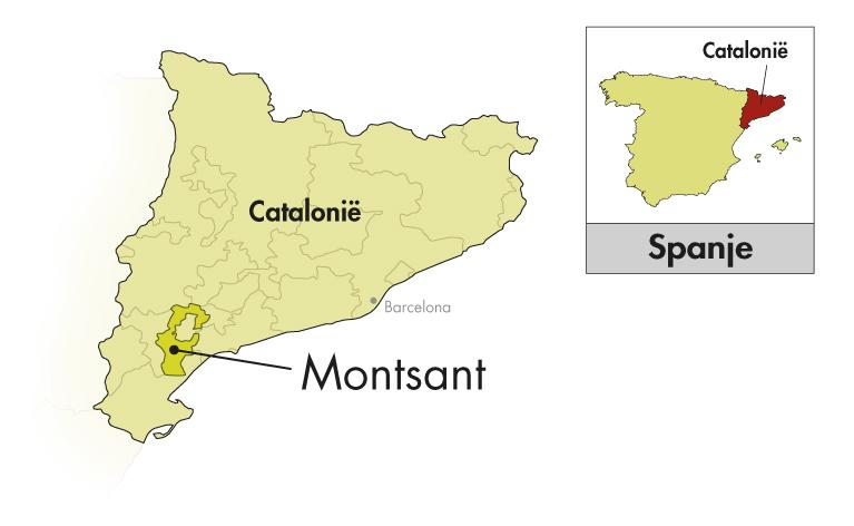 Cellers Sant Rafel Montsant Joana