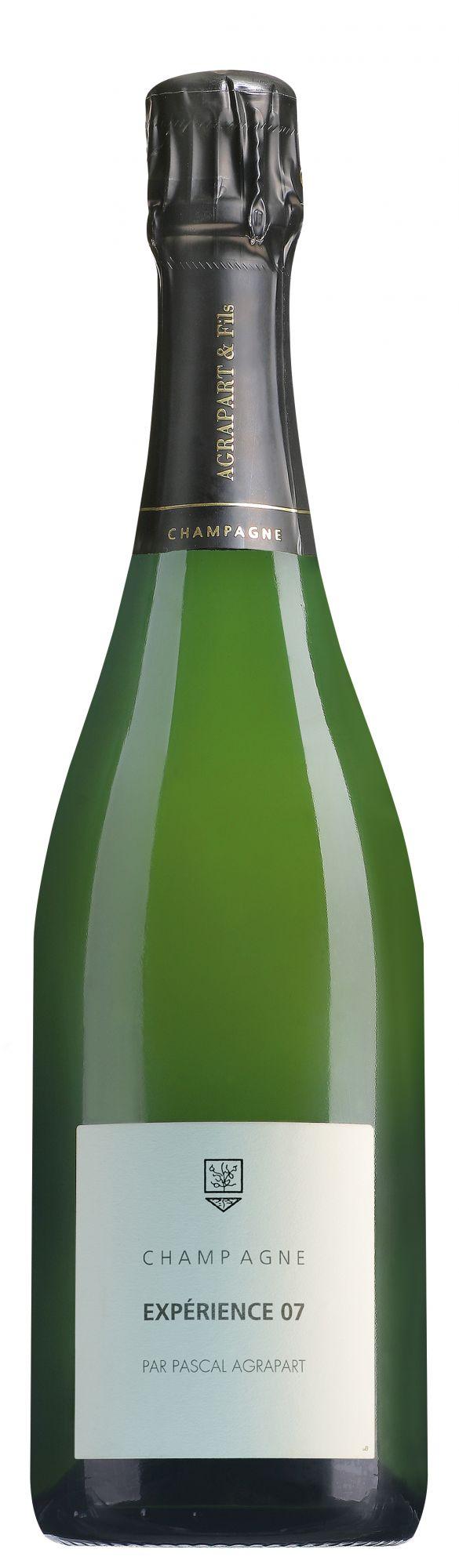 Agrapart Champagne Grand Cru Expérience Brut Nature
