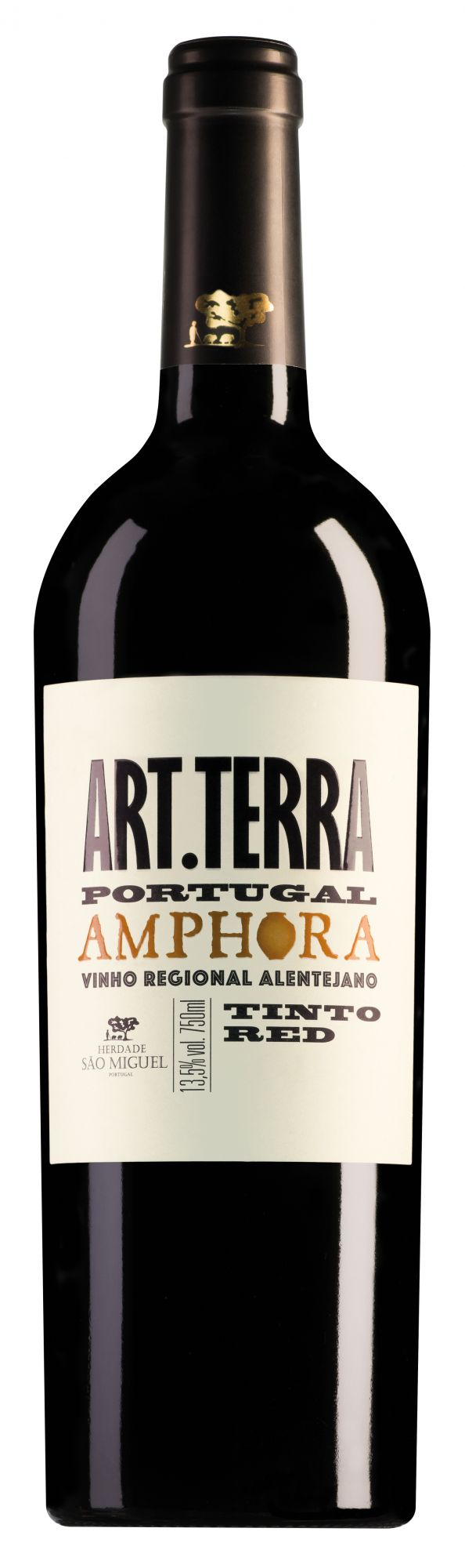 Herdade de São Miguel Alentejano Art.Terra Amphora Tinto