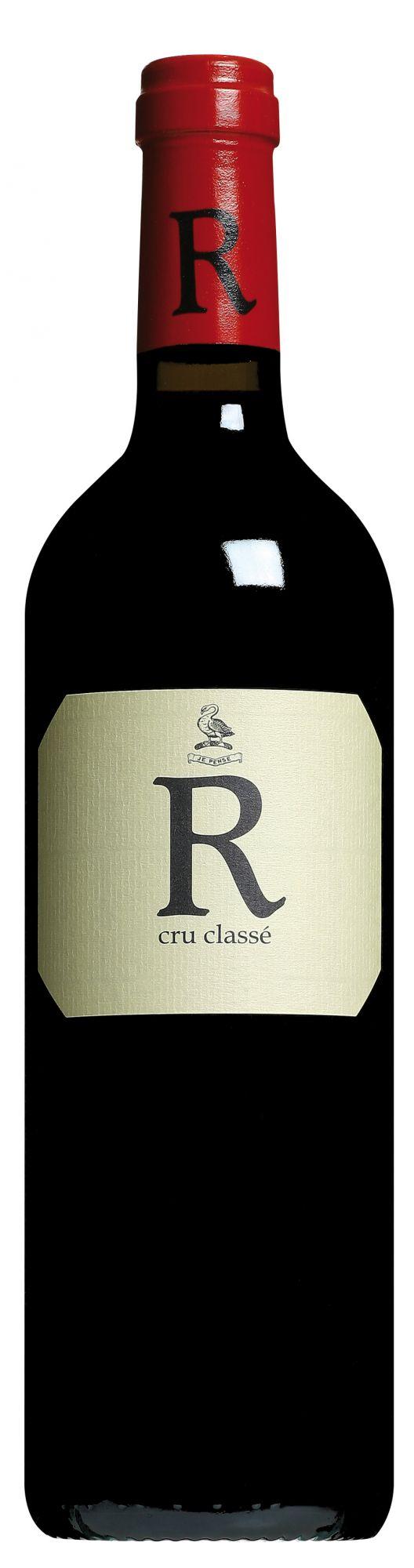 R de Rimauresq Côtes de Provence Cru Classé Rouge