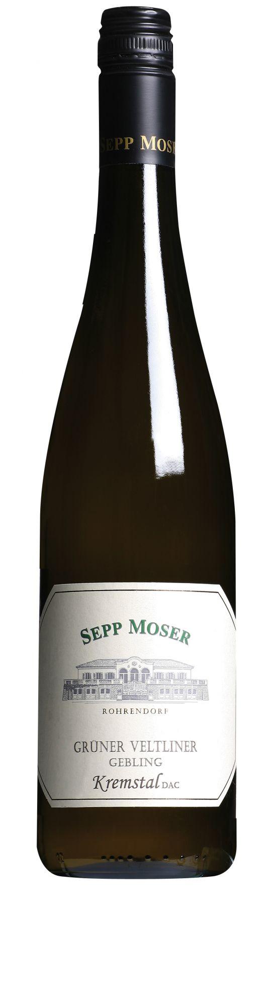 Sepp Moser Kremstal Gebling Grüner Veltliner