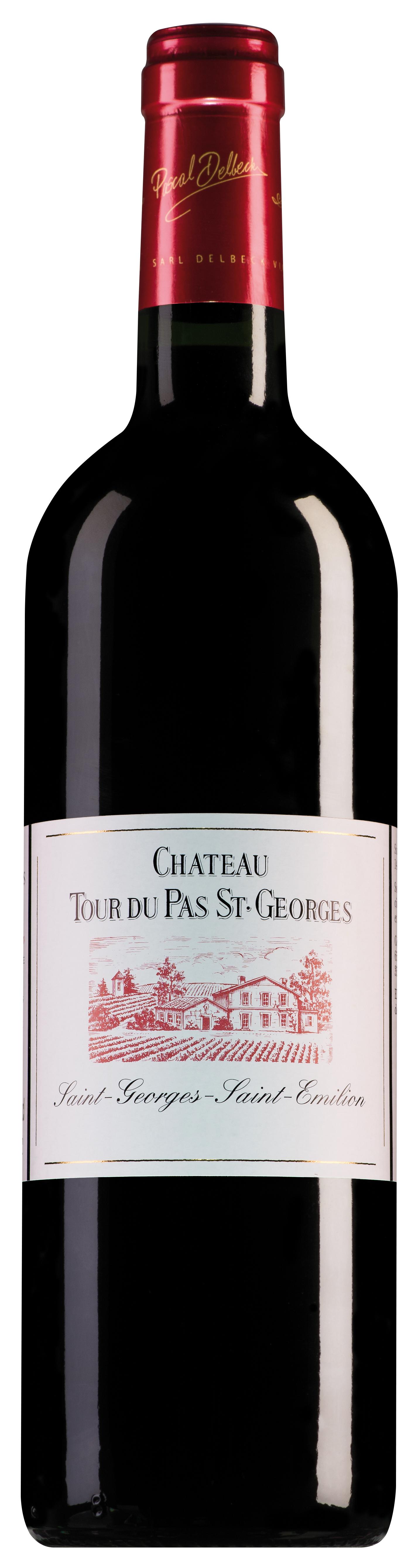 Château Tour du Pas Saint-Georges St-Georges-St-Émilion