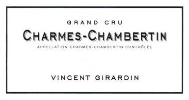 Vincent Girardin Charmes-Chambertin Grand Cru 2011