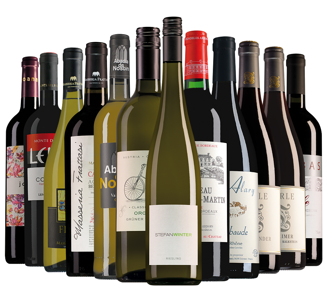 Proefpakket Wijnbericht februari (12 flessen)