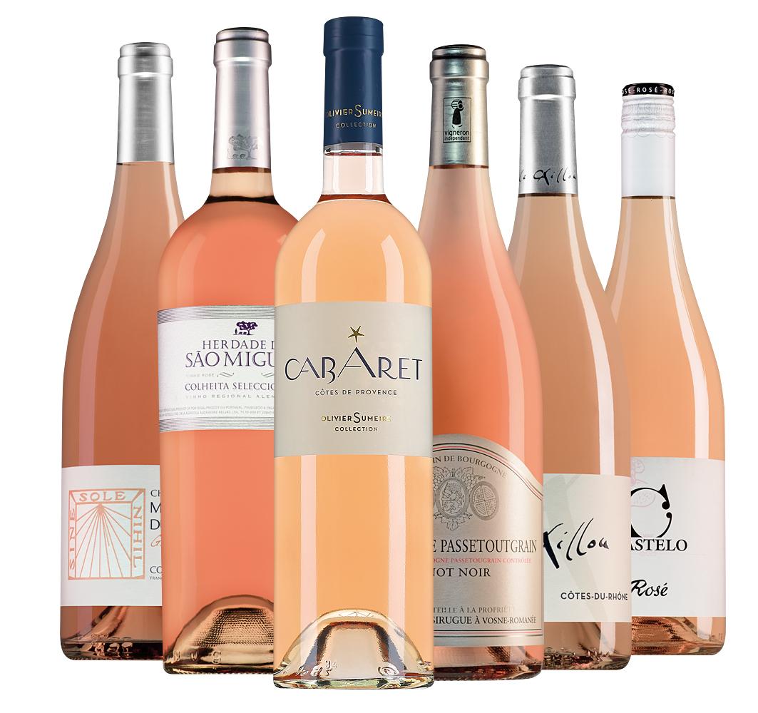 Domaine Robert Sirugue Bourgogne Passetoutgrains rosé
