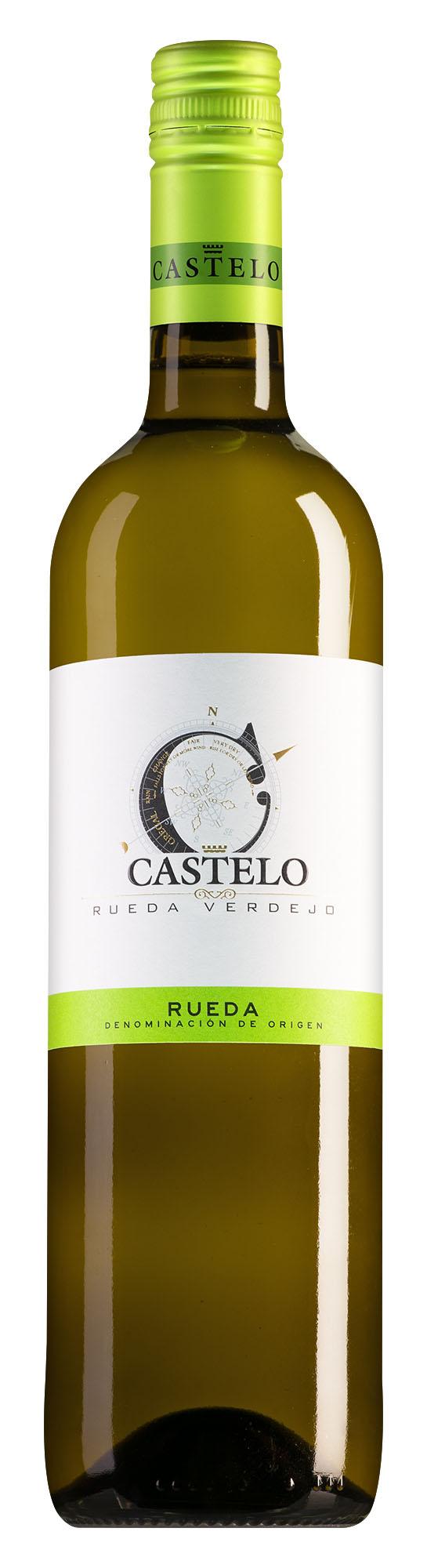 Castelo de Medina Rueda Castelo Green Label Verdejo