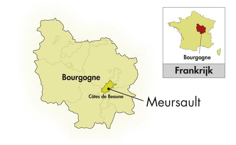 Sylvain Langoureau Meursault-Blagny Premier Cru