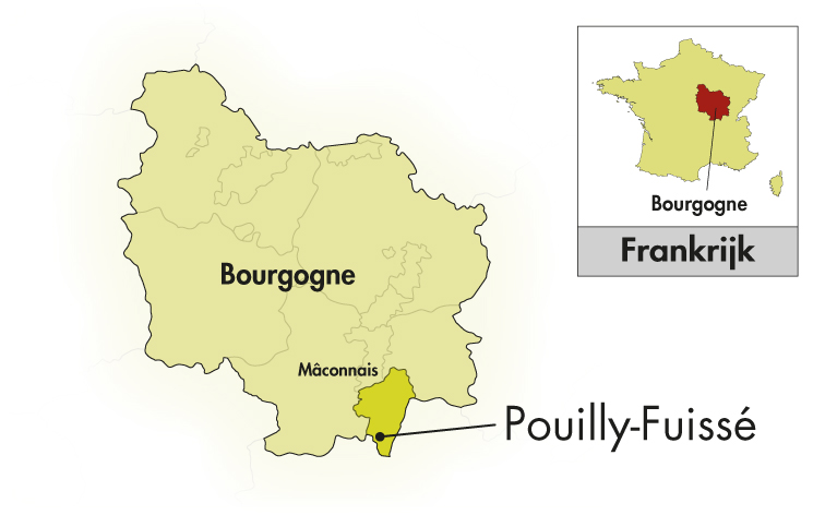 Domaine Saumaize Pouilly-Fuissé Sur La Roche