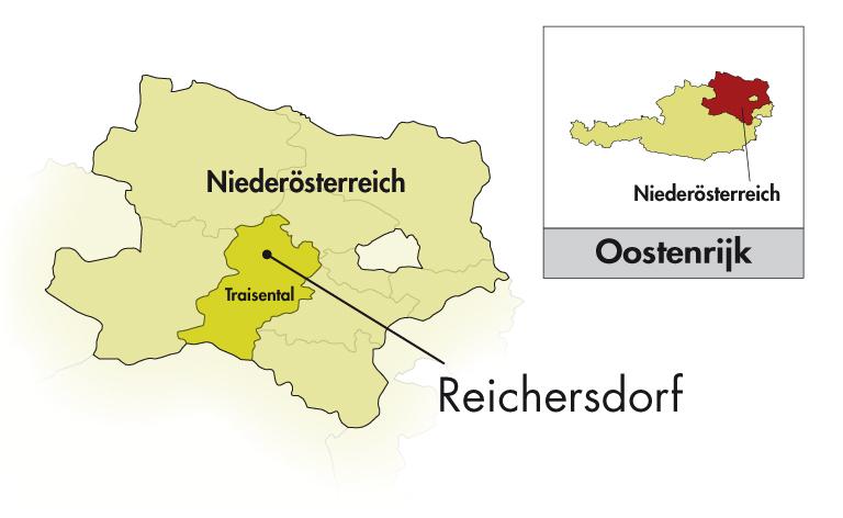 Huber Traisental Terrassen Riesling
