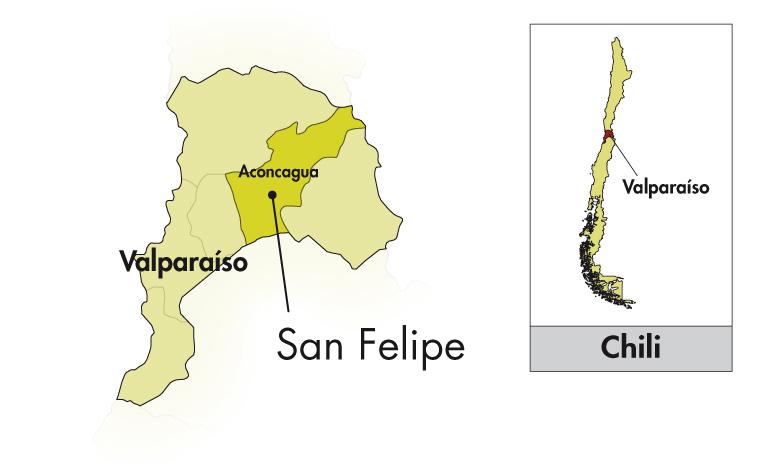 Viña von Siebenthal Aconcagua Valley Carabantes Syrah